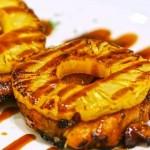 Жареный ананас фото