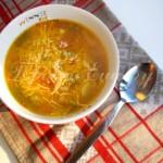 Вегетарианский суп минестроне рецепт с фото