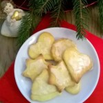 Песочное печенье рецепт с фото